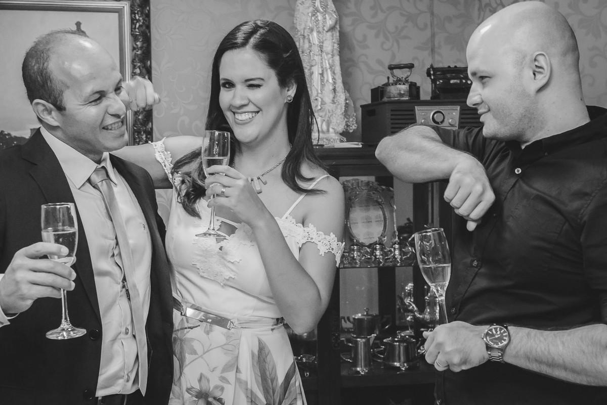 meus amigos que tive a oportunidade de registrar o seu casamento