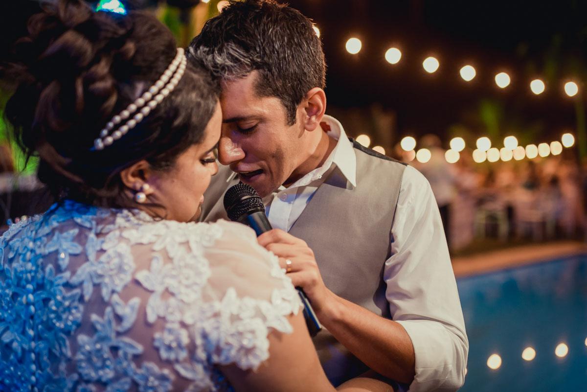 hoenagem a noiva