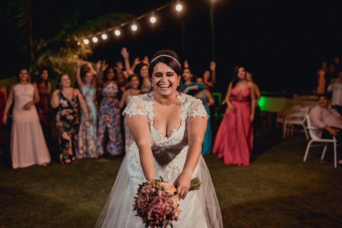 momento esperado do casamento