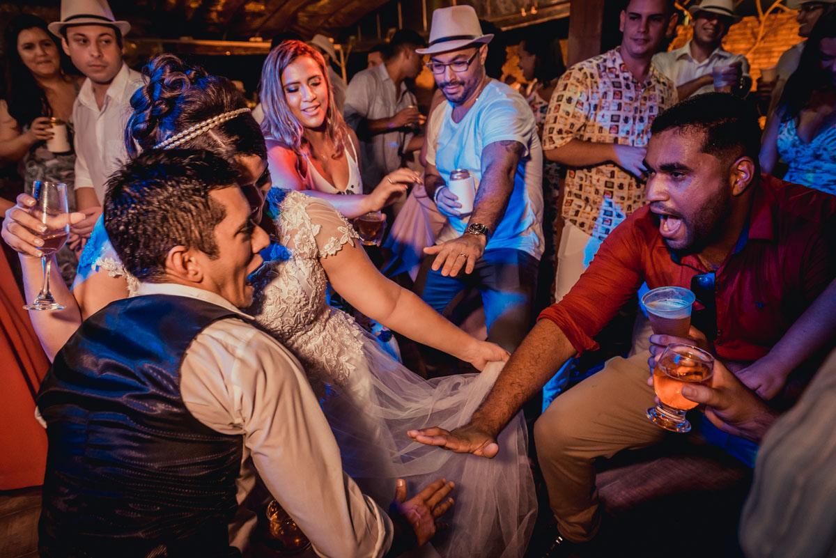 Melhor festa de casamento em Tamandaré Pernambuco
