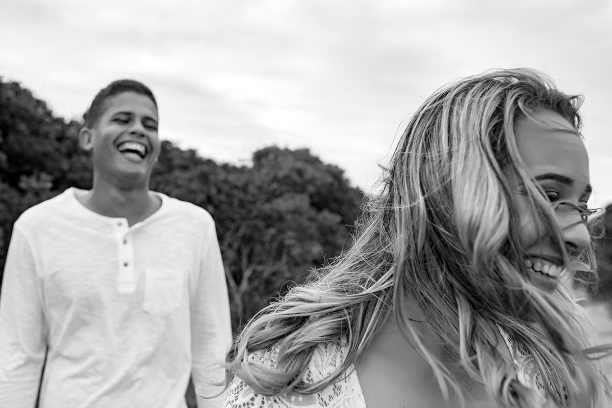 Ensaio Romântico dos Noivos Nayara e Jeferson. Litoral Sul Paraíba Brasil