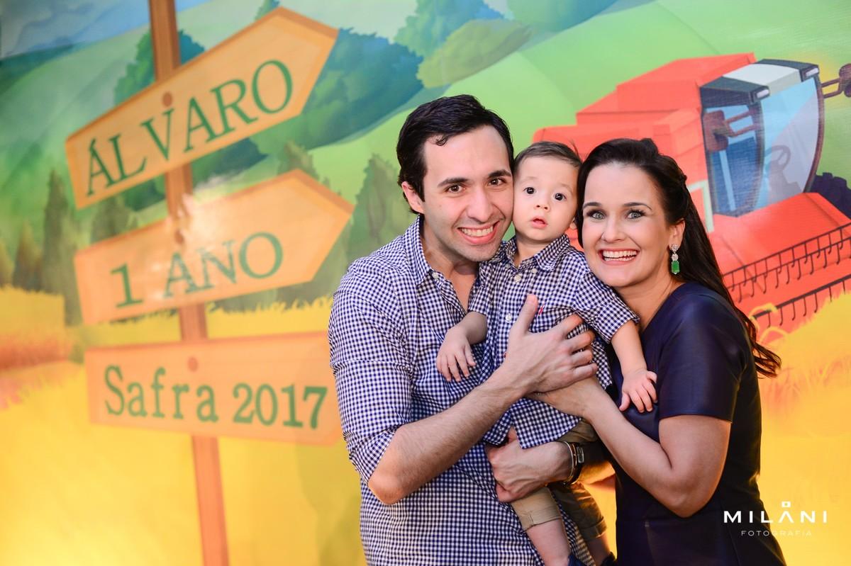 Foto de Álvaro 01 ano