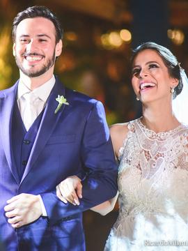 Casamentos de Elisa e Vinicius em São José do Rio Preto - SP