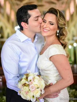 Casamentos de Kelly e Anderson, Mini Wedding em São José do Rio Preto - SP