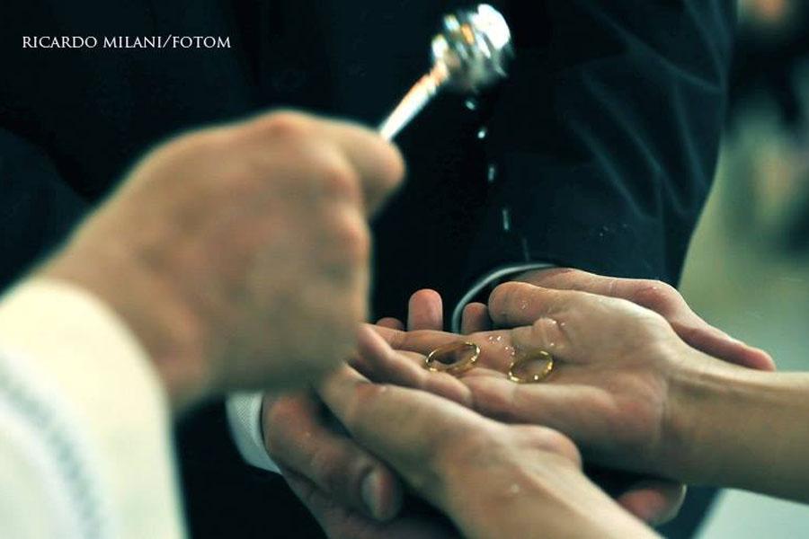 Alianças de casamento, uma grande chance pro fotógrafo registrar