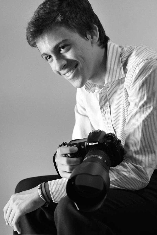 Nucleo empreendedor o fotógrafo yan Milani
