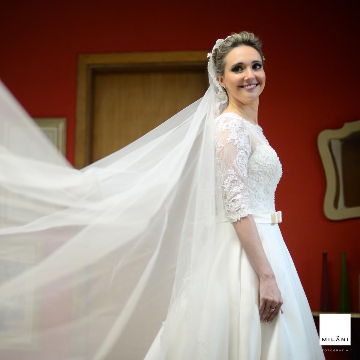 Vestido da noiva Marina