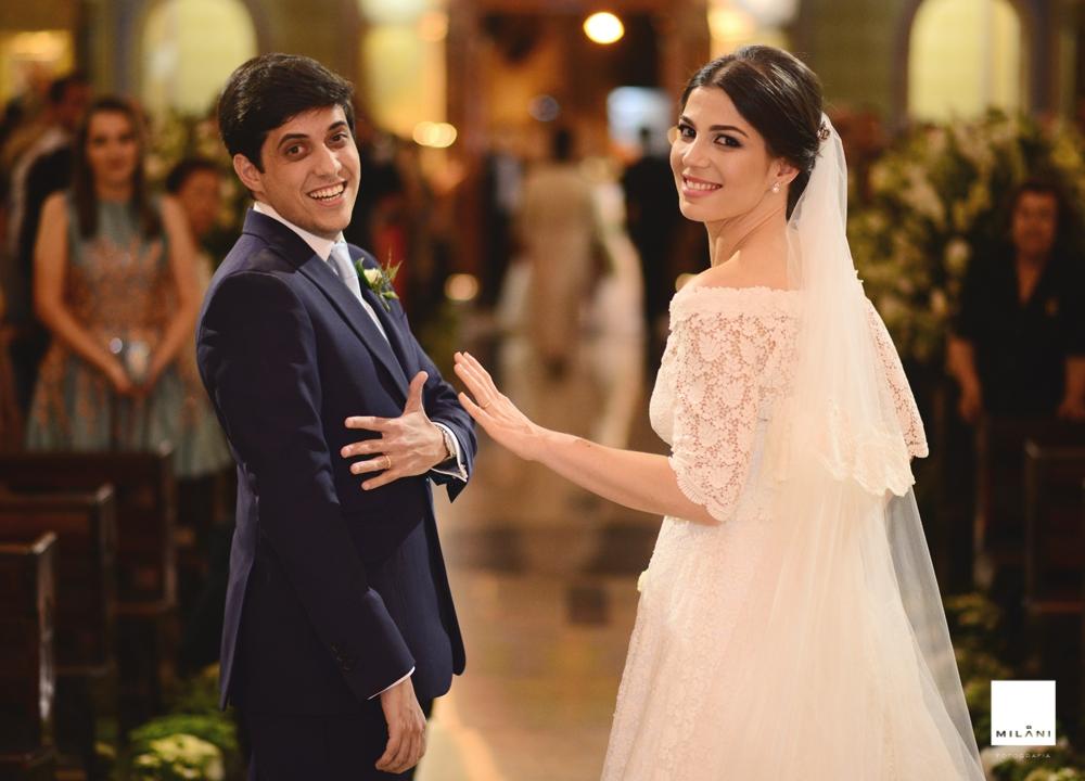 Foto de Lisia e Vicente