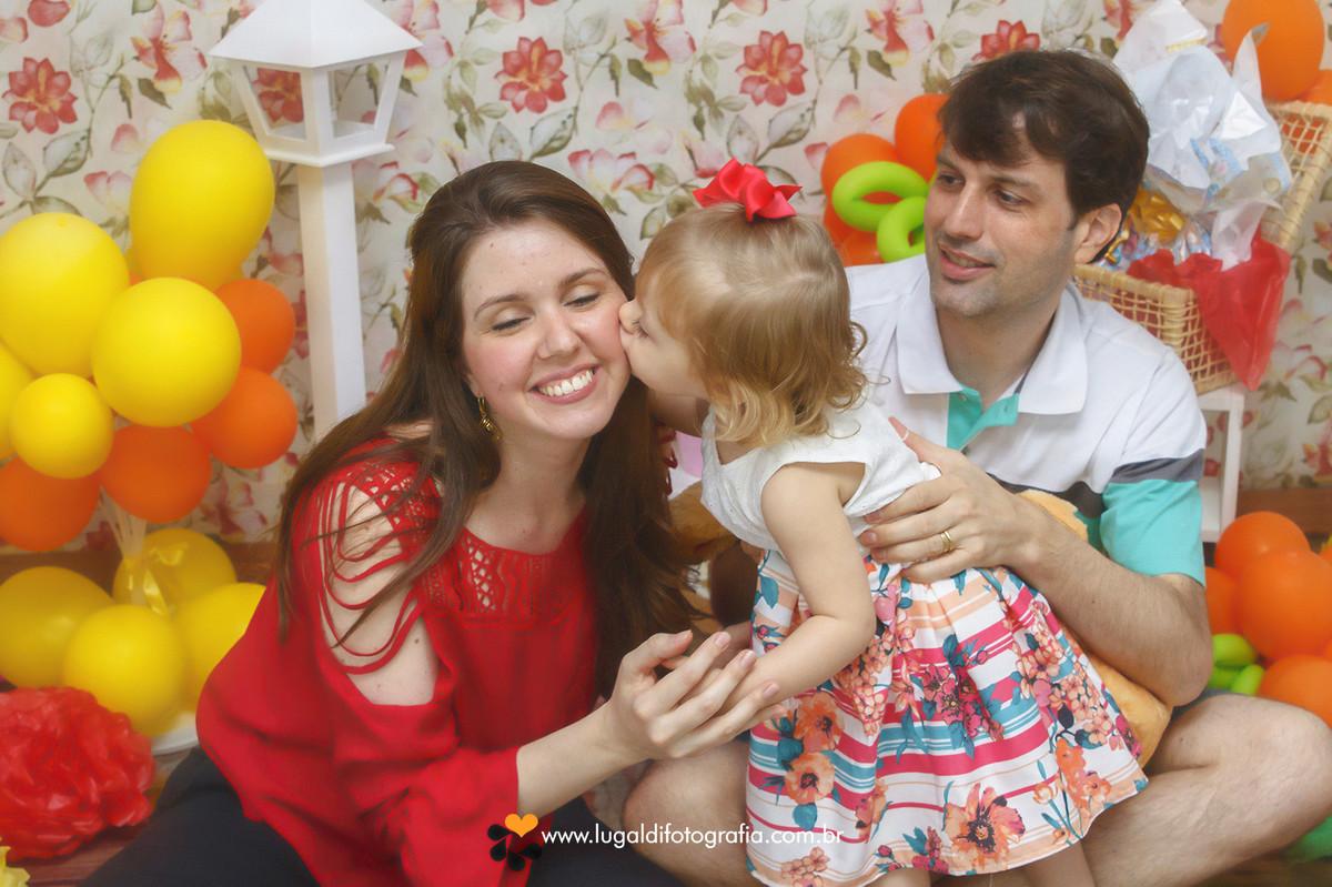 Foto de Isabella - Mini Ensaio Páscoa