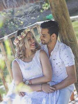 Pré Wedding de Fran e Vini em Piracicaba/SP