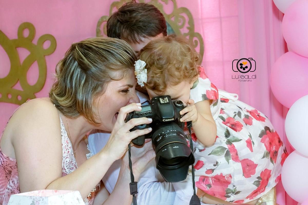 Fotos tiradas por  Lu Galdi Fotografia , em Aniversario Infantil , registrando o  Primeiro Aninho da Thainá , na cidade de Piracicaba/SP em Buffet Serelep .
