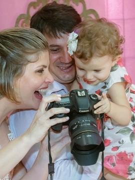 Aniversário Infantil de Primeiro Aninho Thainá em Piracicaba/SP