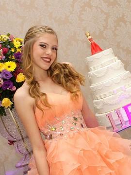 15 anos de Heloisa Nicoletti - 15 anos em Piracicaba/SP