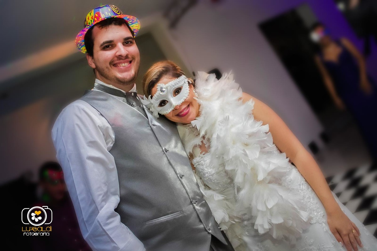 Foto de Casamento Suellen e Milton