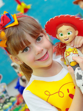 Aniversário Infantil de Livia 6 anos em Piracicaba/SP
