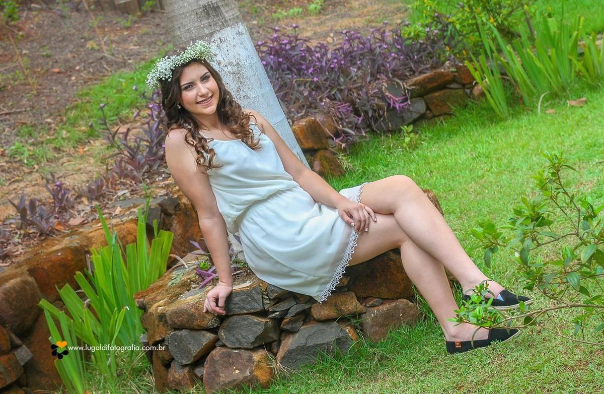Ensaio Leandra , fotos tiradas por Lu Galdi Fotografia , na cidade de Piracicaba/SP, registrando dia especial desta Princesa linda !