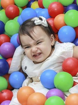 Aniversário Infantil de Manuela 1º Aninho em Piracicaba/SP