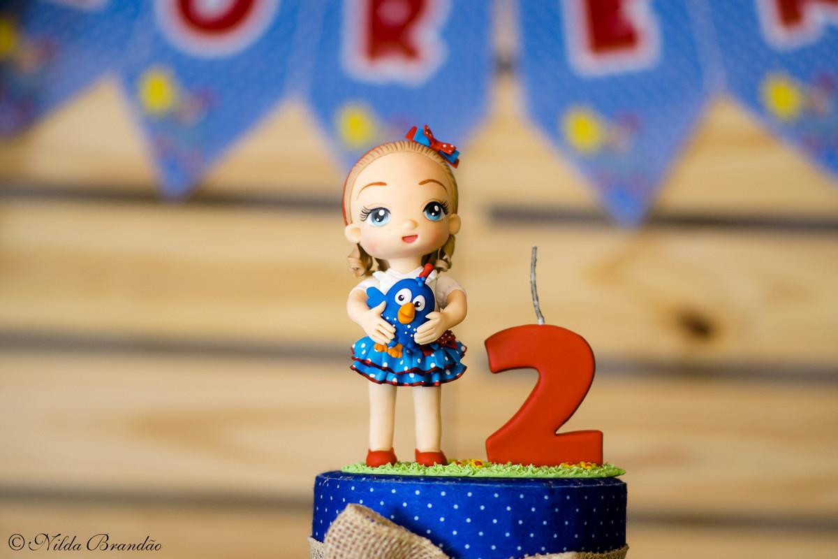 Olha a bonequinha Lorena! igualzinha ela de verdade.