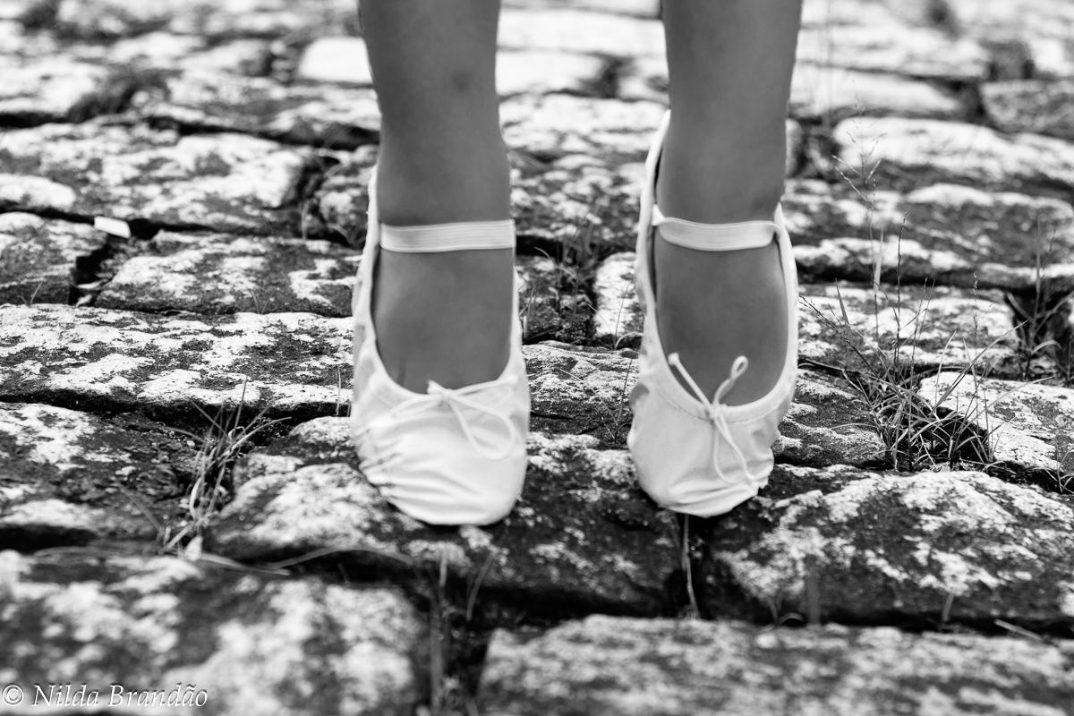 Toda menina quer ser bailarina
