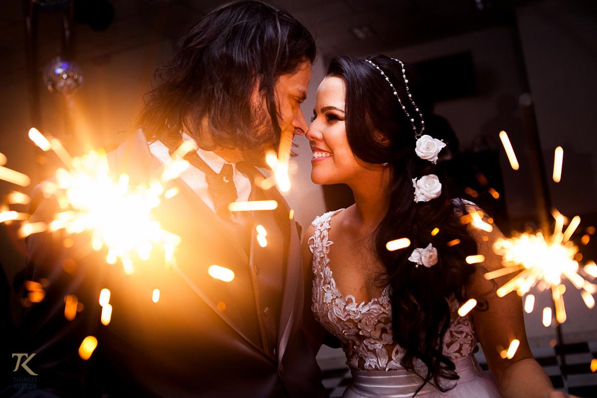 fotos do casamento na festa