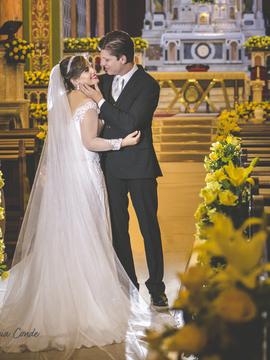Casamento de Casamento Jessica e Edinho em Descalvado - SP
