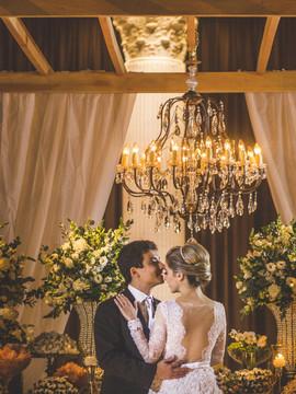 Casamento de Marina e Ricardo em Bazuah - São Carlos - SP