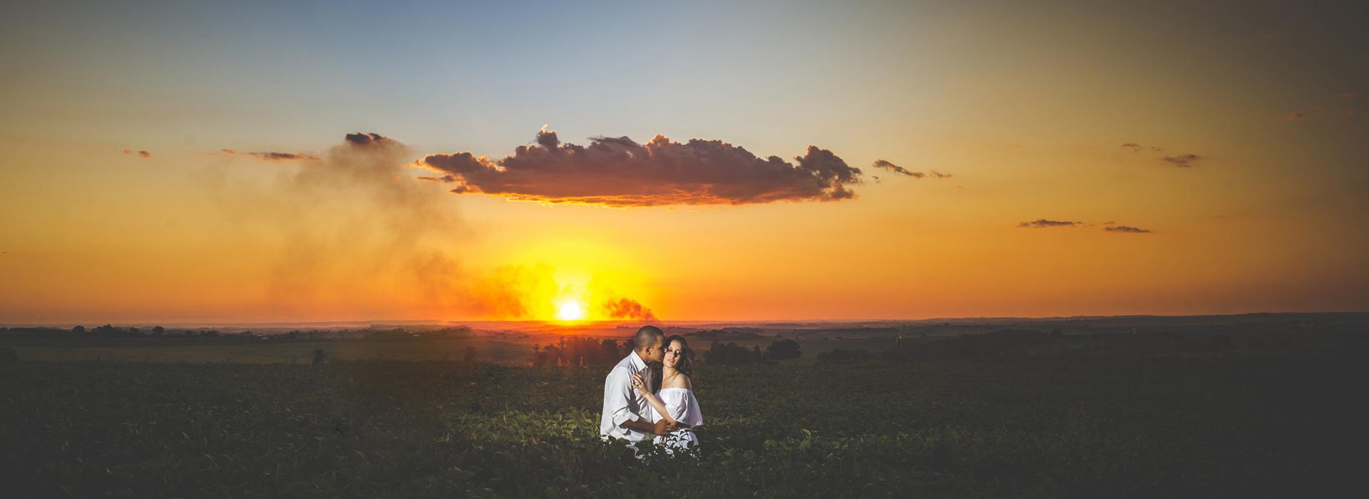 Pre Wedding de Fernanda e Rodrigo em Maringá Paraná