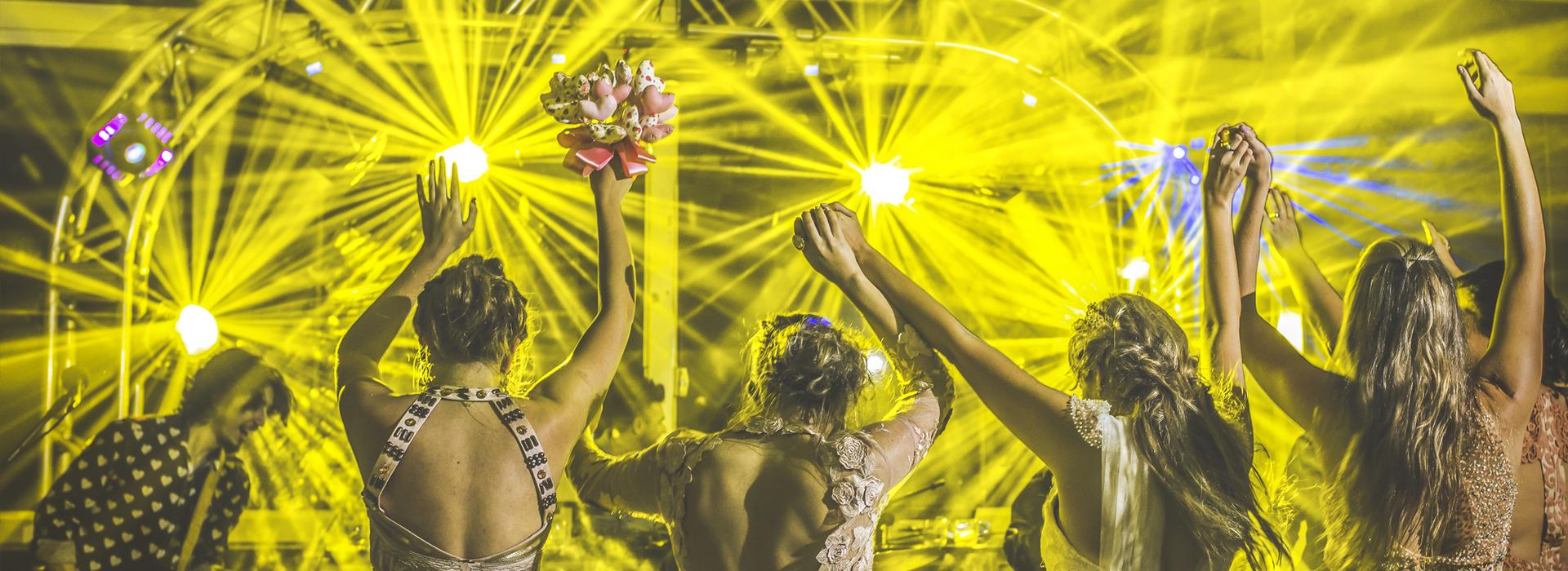 Casamento de Marina e Daniel em Salão de festa São Miguel em São Carlos SP