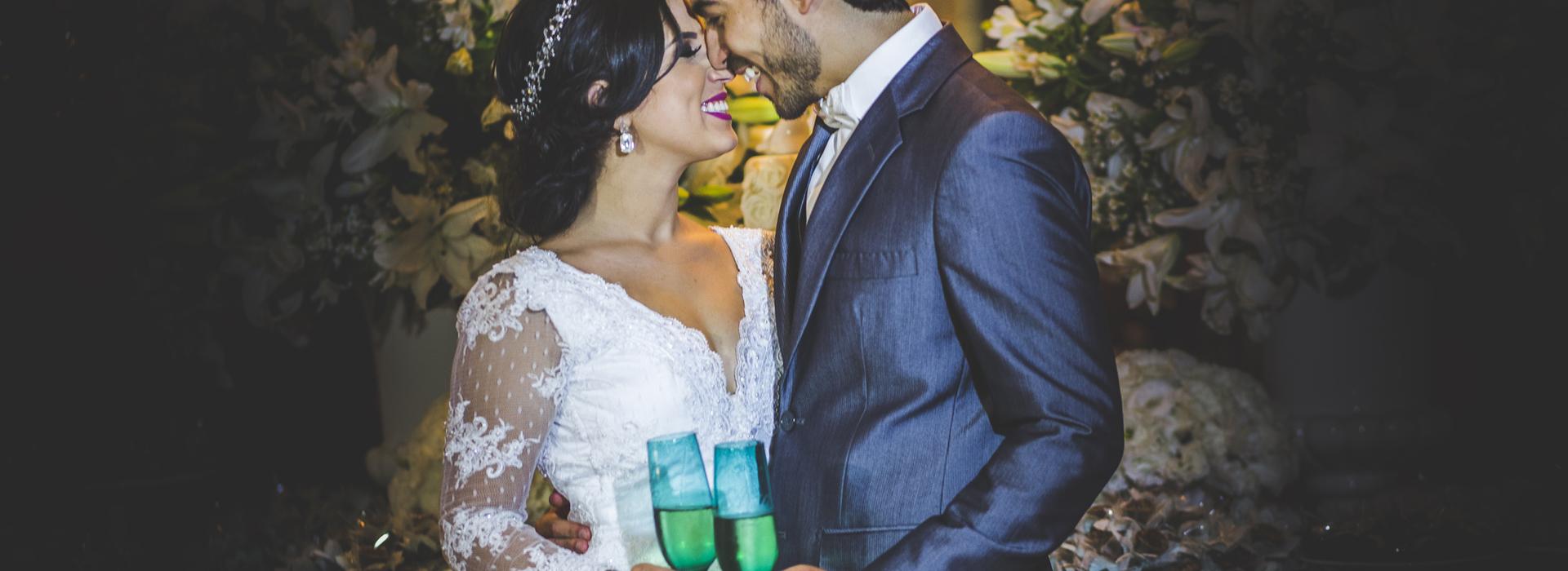 Casamento de Aline e Lucas em São Carlos - SP