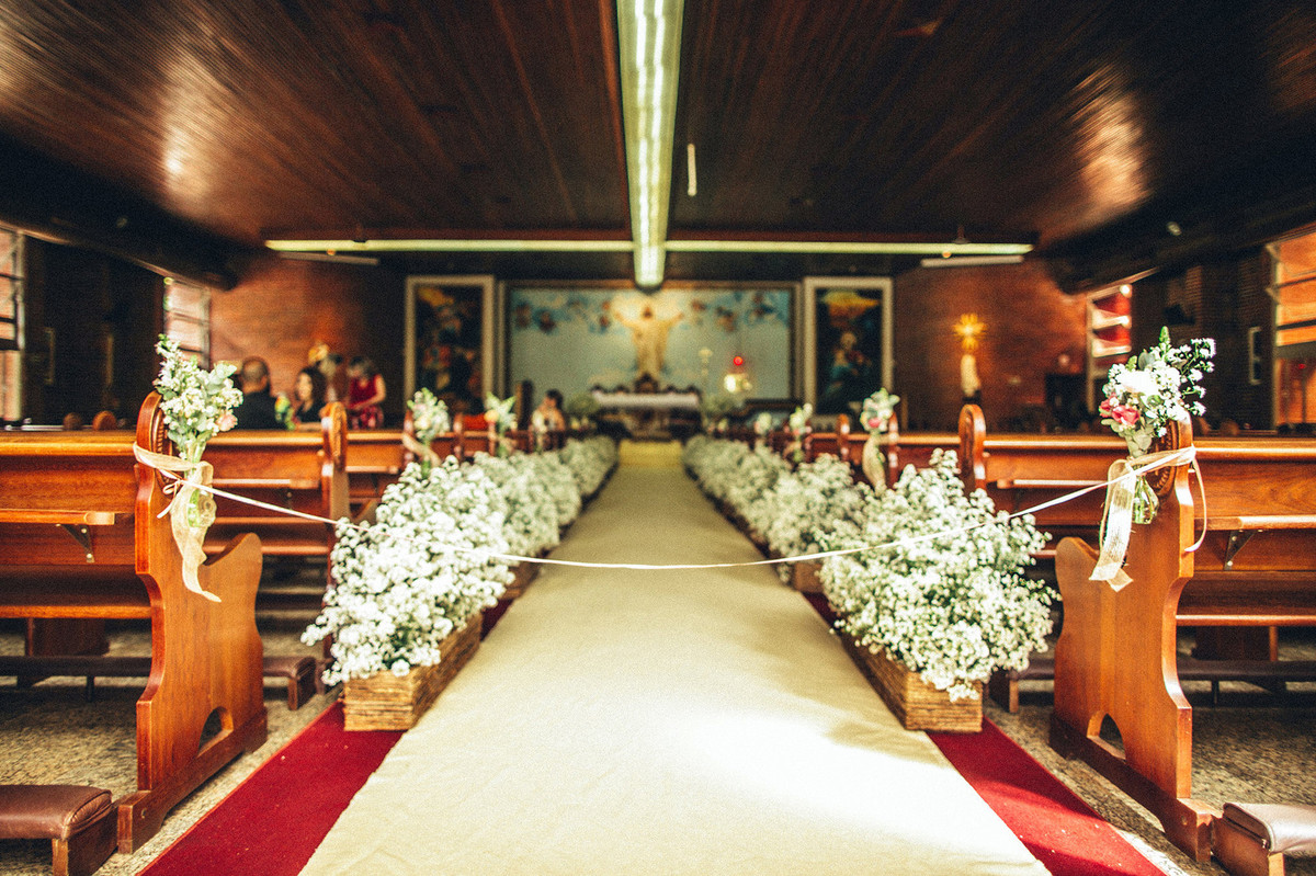 Igreja São Camilo de Lellis em Brasília-DF