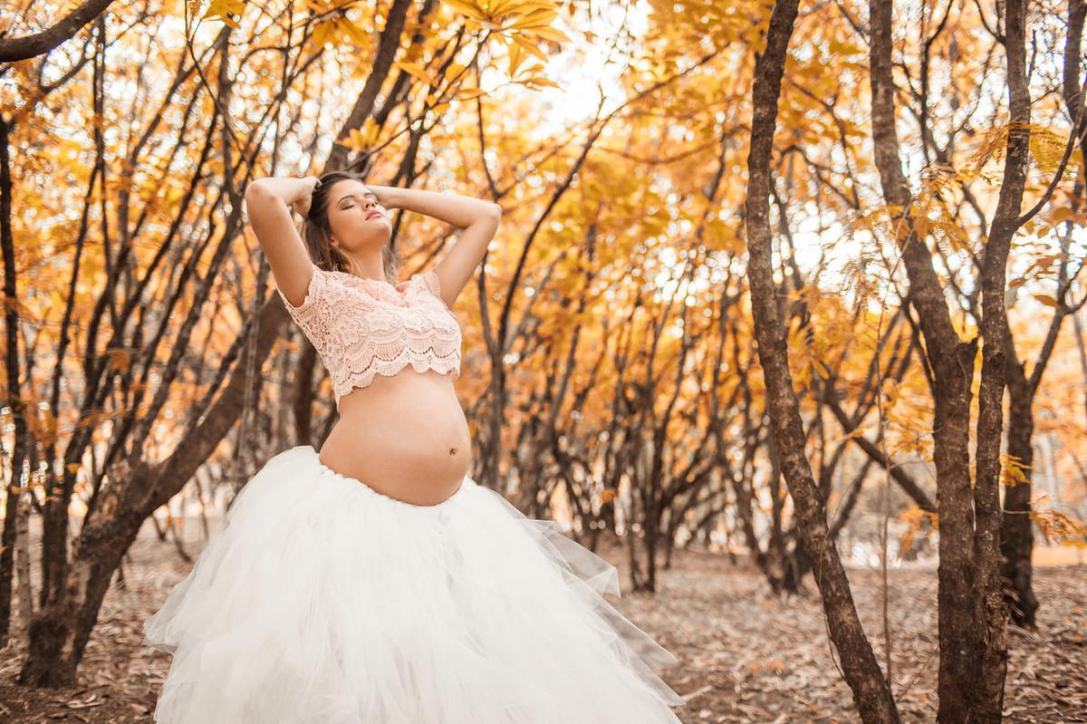 Ensaio de grávida feito pelo fotógrafo de gestantes Rafael Ohana em Brasilia-DF
