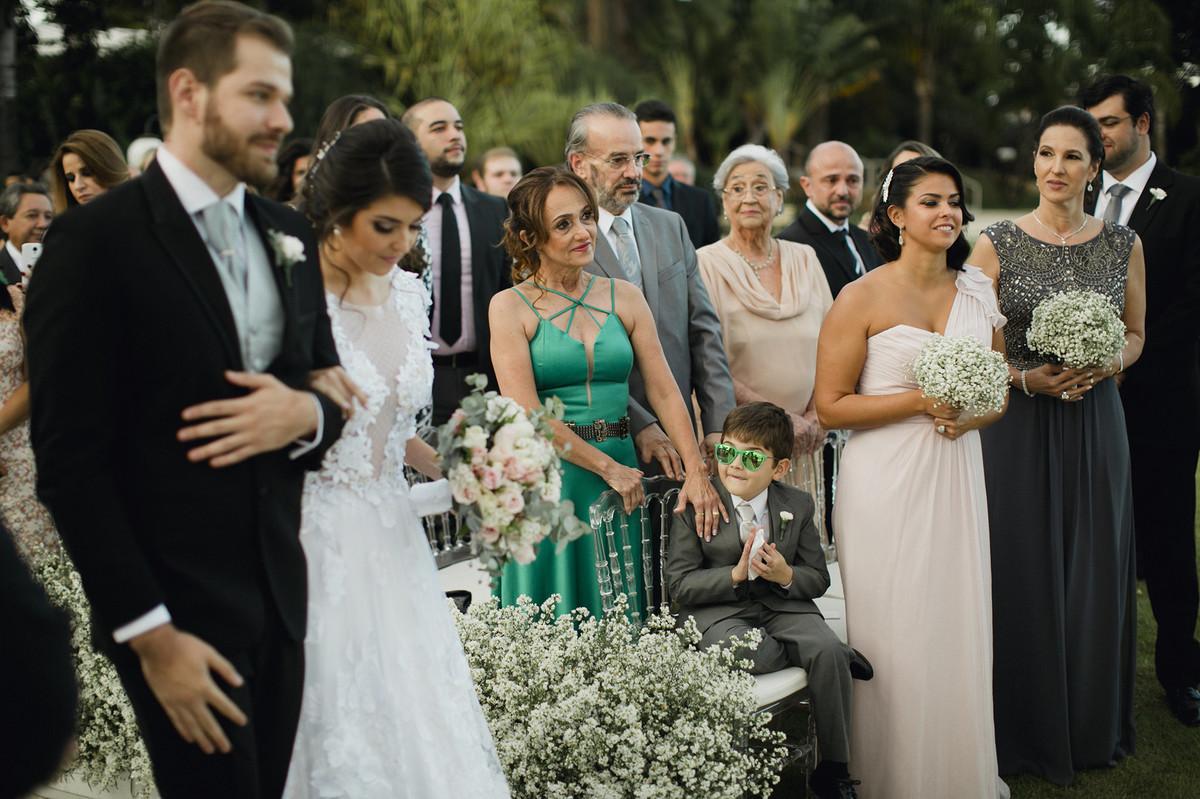 Noivos no Porto Vittória em Brasília-DF