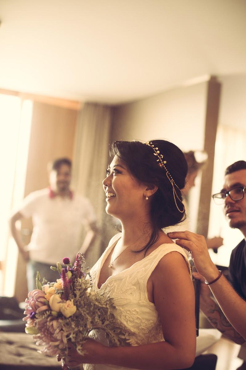 Making of do casamento da Luciana e do Adriano feito no Brasília Palace pelas lentes do Fotografo Rafael Ohana em Brasília