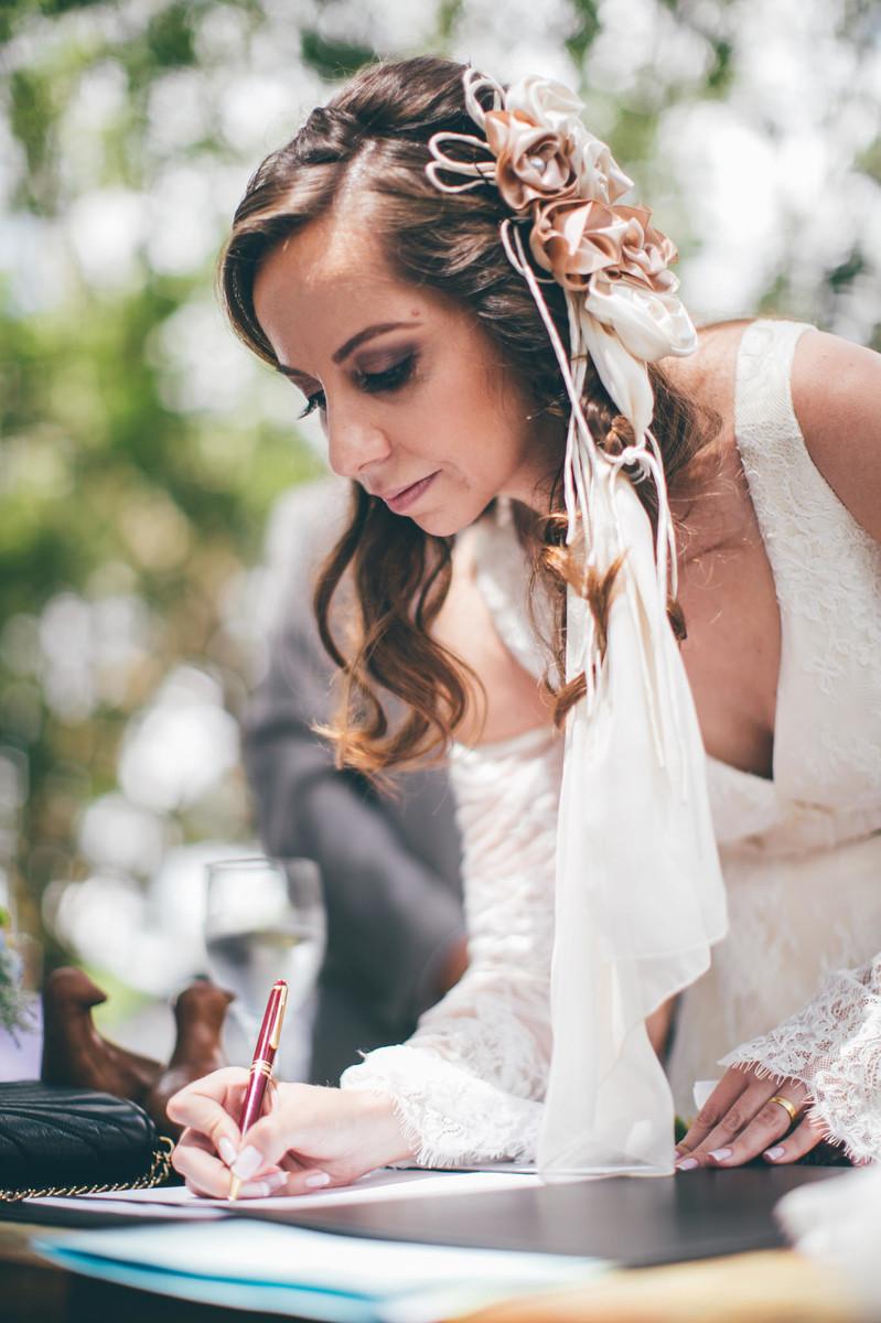 boho chic wedding vintage retro hippie casamento