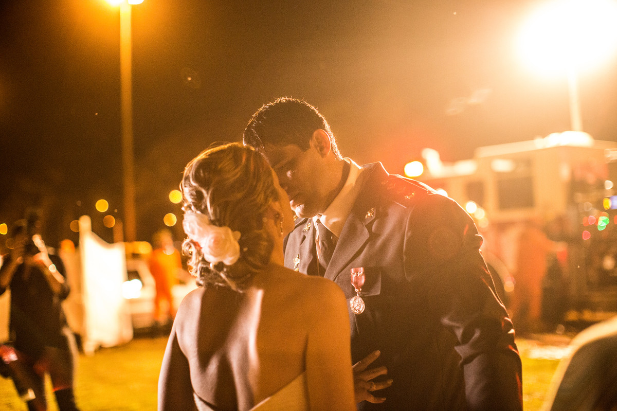 Casamento de bombeiro feito em Brasília por Rafael Ohana Photography
