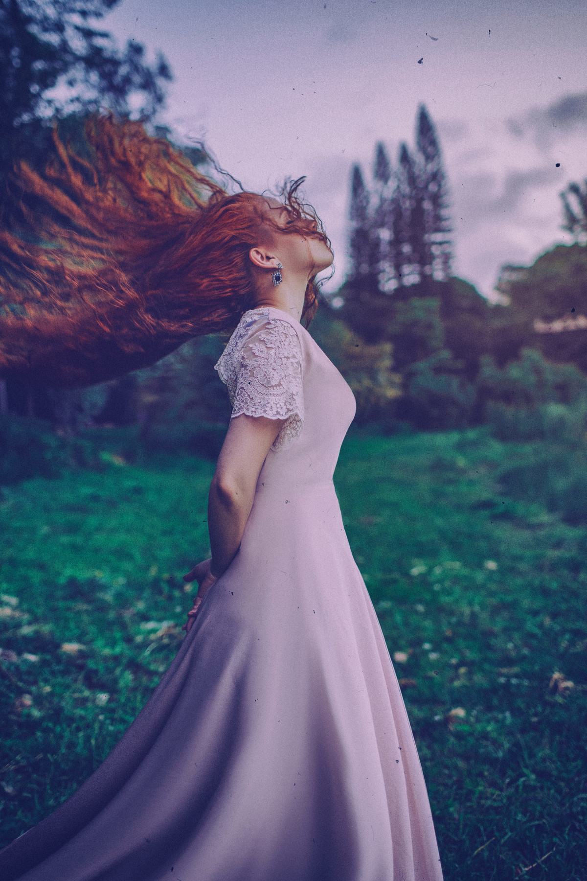 Ensaio feminino no estilo Fantasy realizado pelo fotógrafo Rafael Ohana de Brasília com a produção de Gwen Ohana