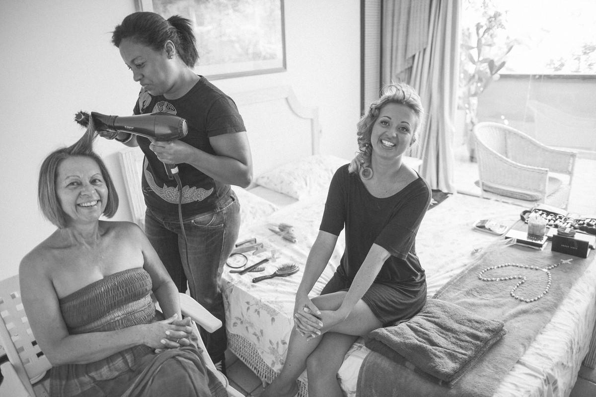 Making of de noiva feito pelo fotógrafo Rafael Ohana