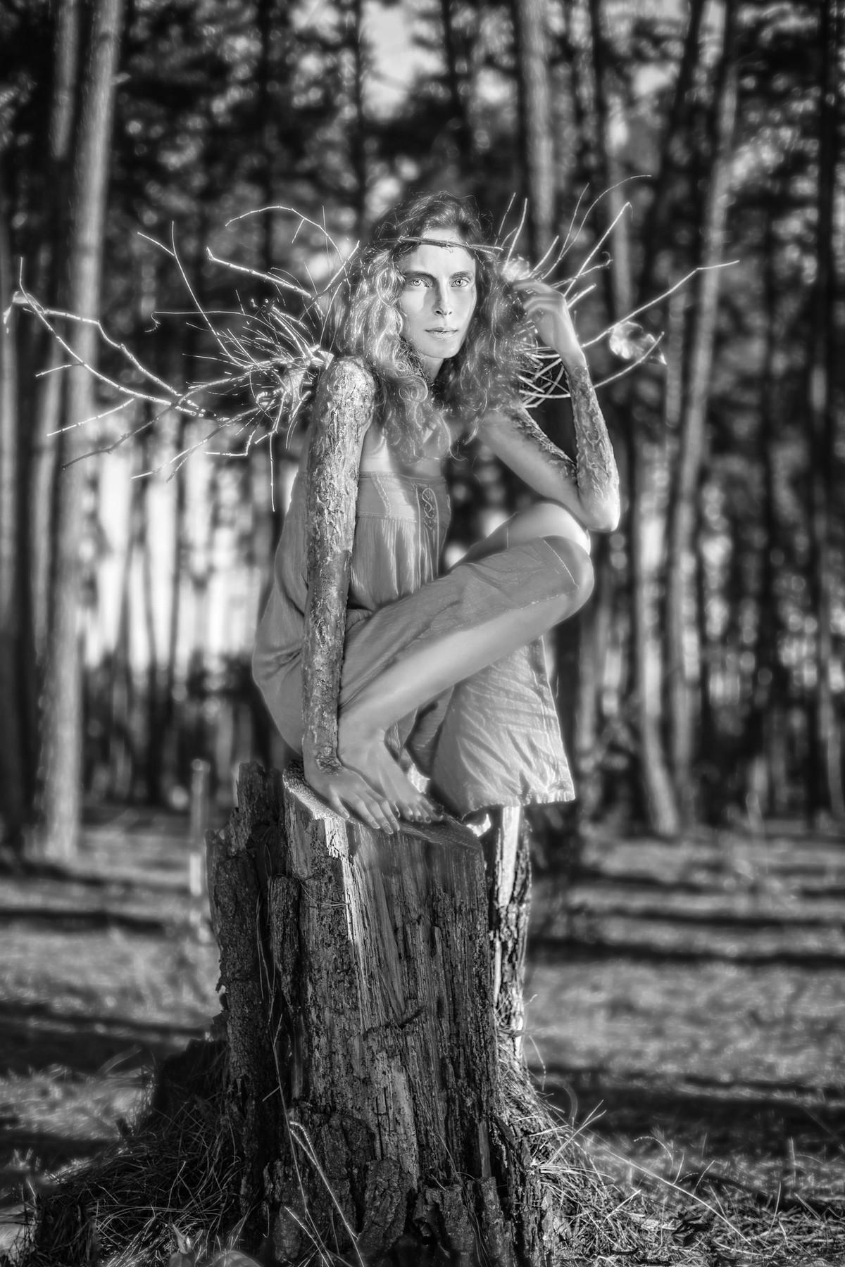 Ensaio fantasy realizado pelo fotógrafo Rafael Ohana em Brasilia-DF
