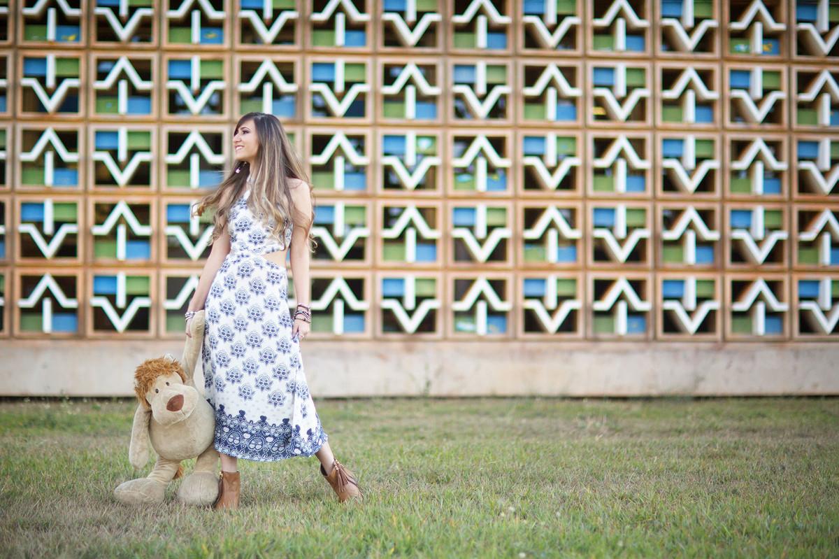 Ensaio de 15 anos foto feita pelo fotógrafo Rafael Ohana em Brasília-DF