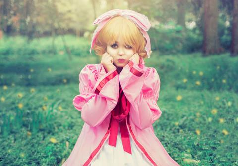 Fantasy de Hinaichigo - Rozen Maiden