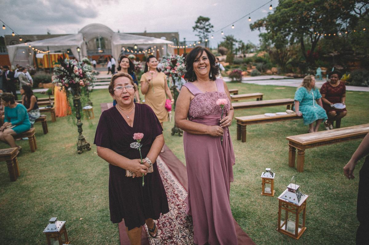 Cerimônia de casamento no Villa Giardini em Brasília-DF