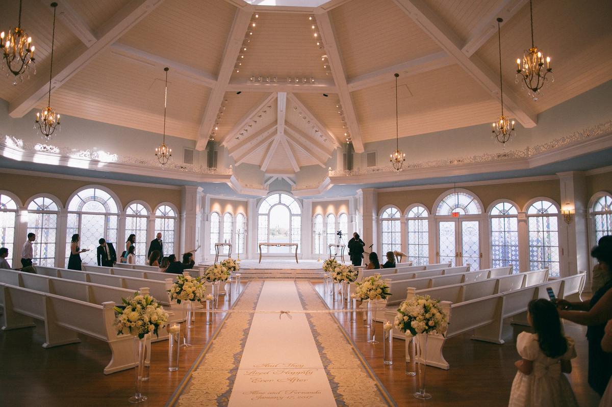 Wedding Pavillion na disney