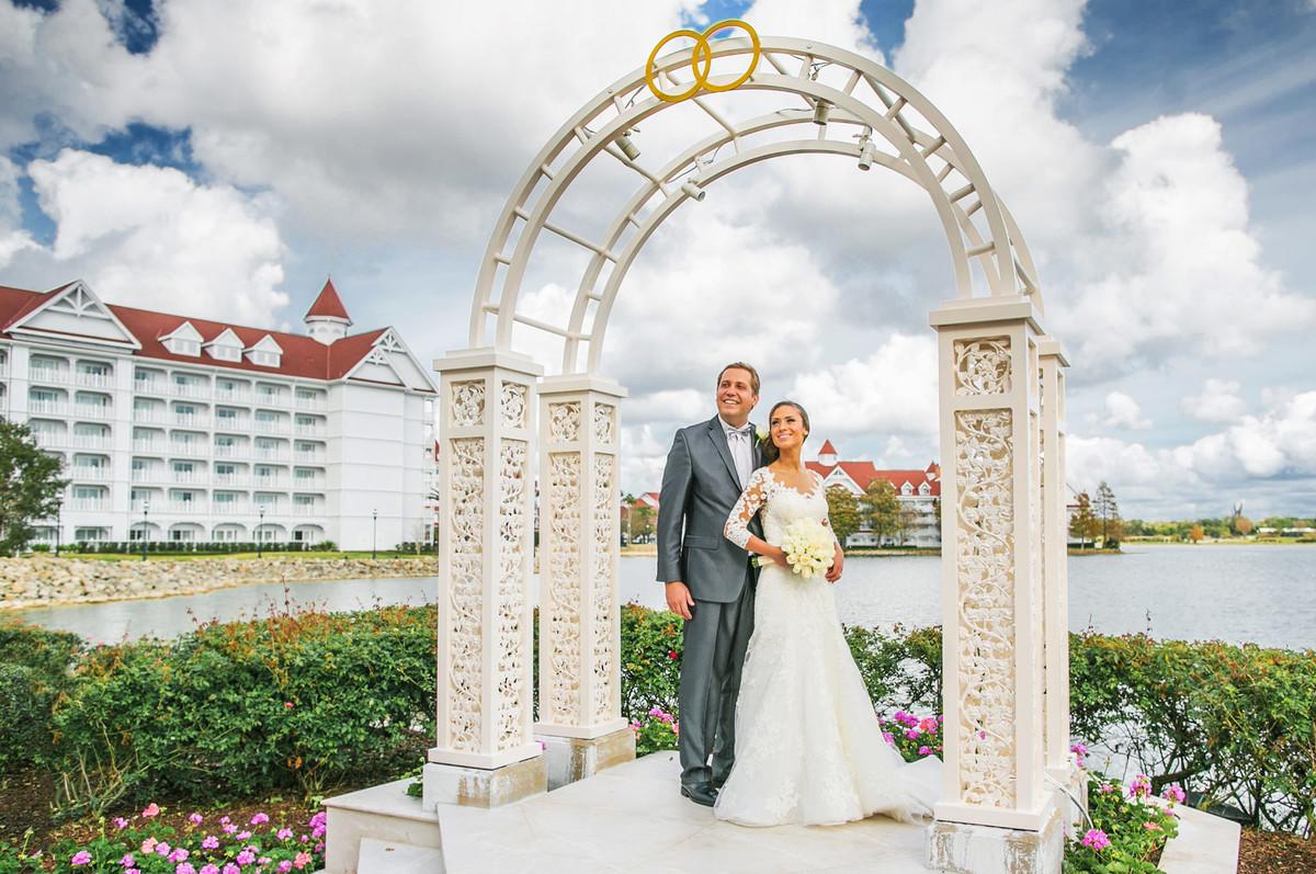 Casamento na Disney Wedding Pavillion