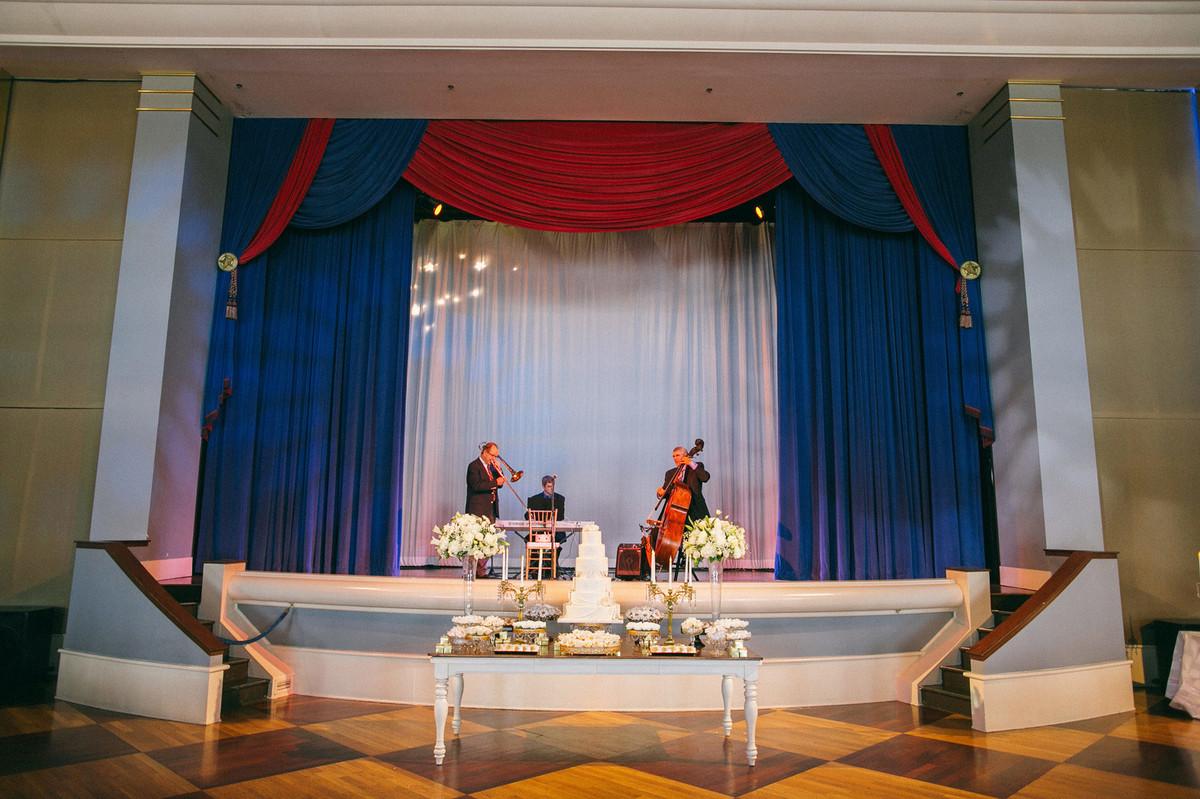 Atlantic Dance Hall na Disney em Orlando-FL