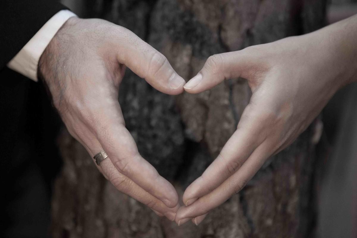 coração em fotografia de beto oliveira, fotografo de casamento em uberlândia