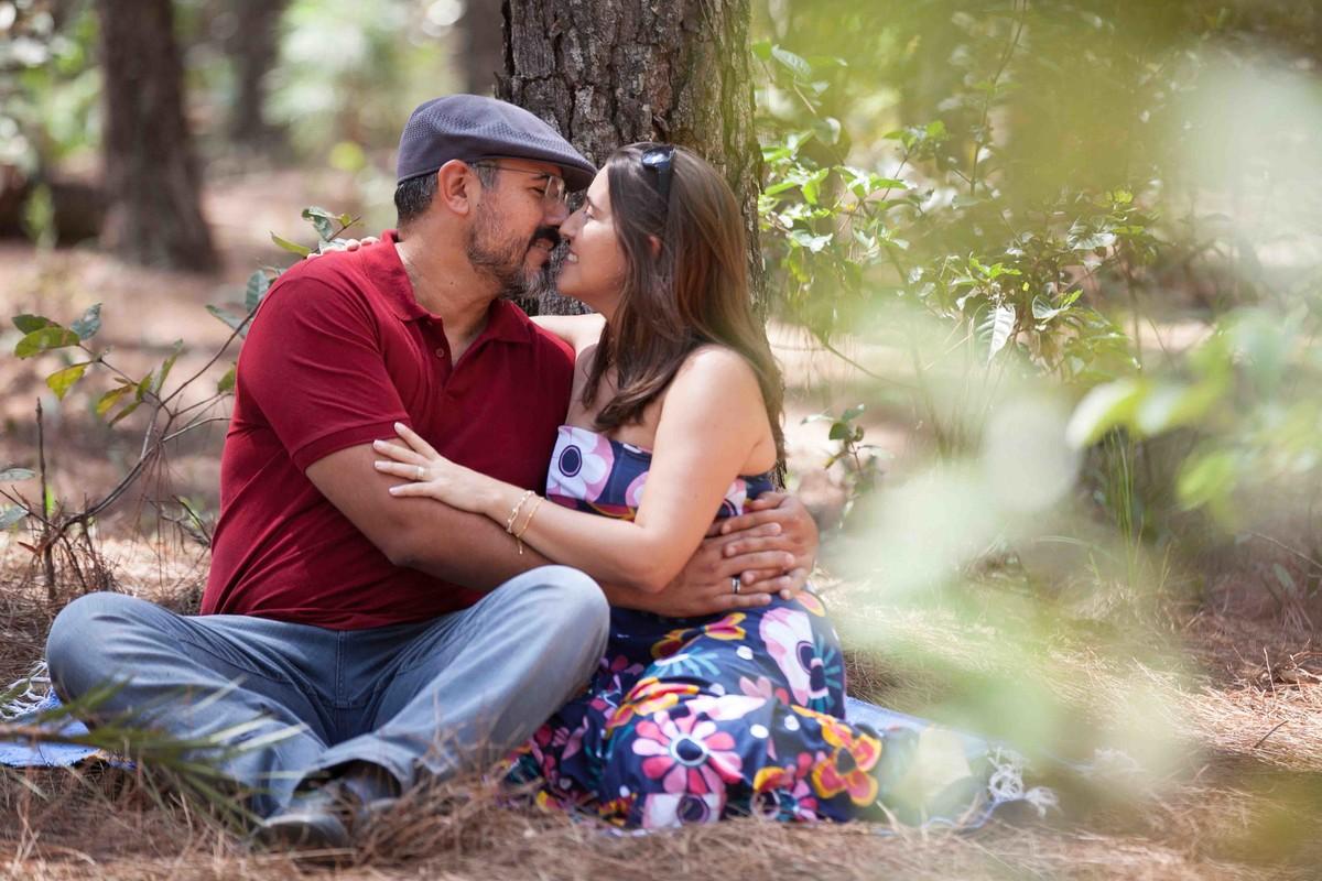 românticos, casal, pré wedding
