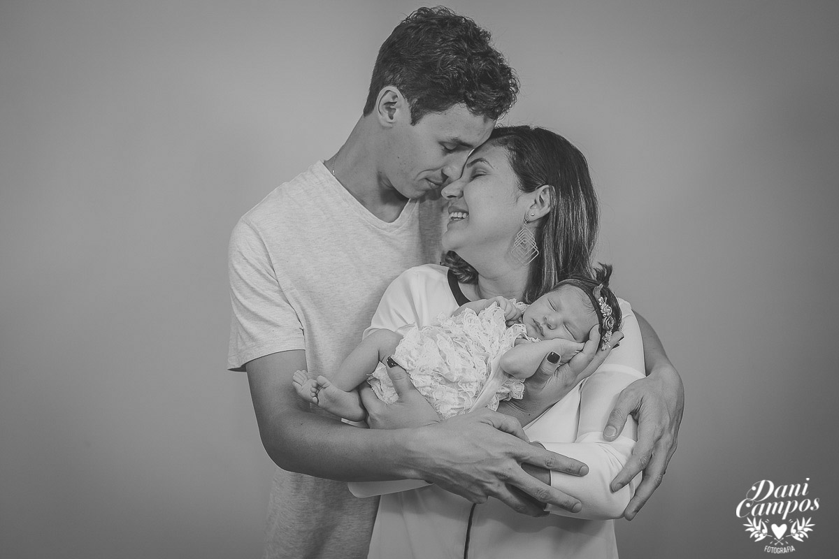 newborn fotografia newborn menina maternidade dani campos fotografia