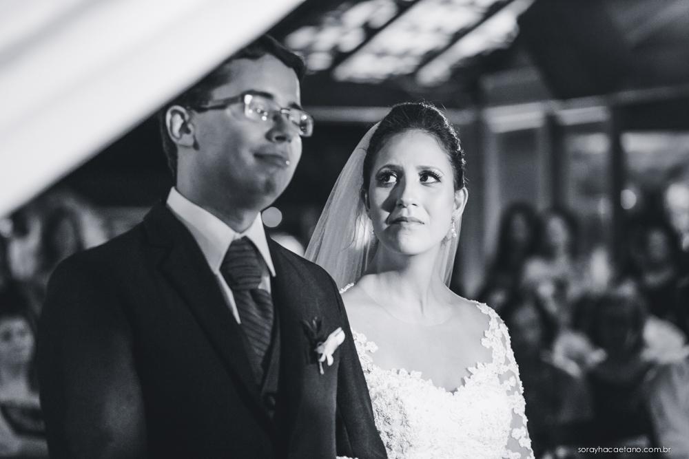 Foto de Dayanne e André