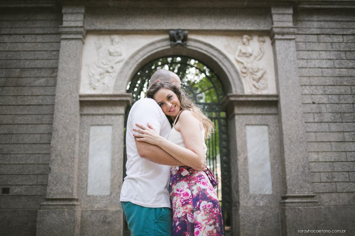 Foto de Camila e Giulliano