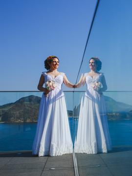 Casamentos de Stephanie e Rodrigo em
